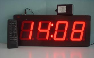 24 Hour Digital Clock